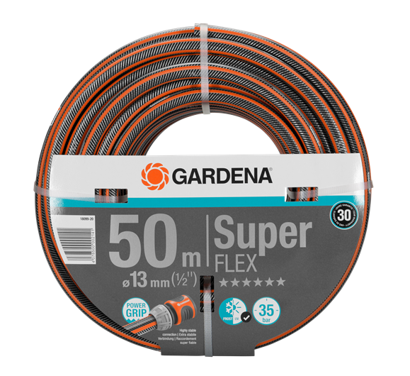 "Шланг Gardena SuperFLEX (1/2"") х 50 м"