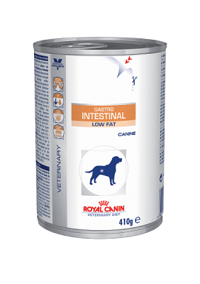 Royal Canin GASTRO-INTESTINAL LOW FAT CANINE влажная низкокалорийная диета для собак с проблемным пищеварением